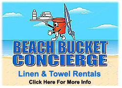 Beach  Bucket Concierge