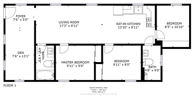 Park House Floor Plan