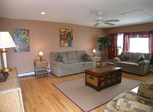 Seaside Heights Two Bedroom Suite House Apartment Rental Lazy River By The Sea Breakwater